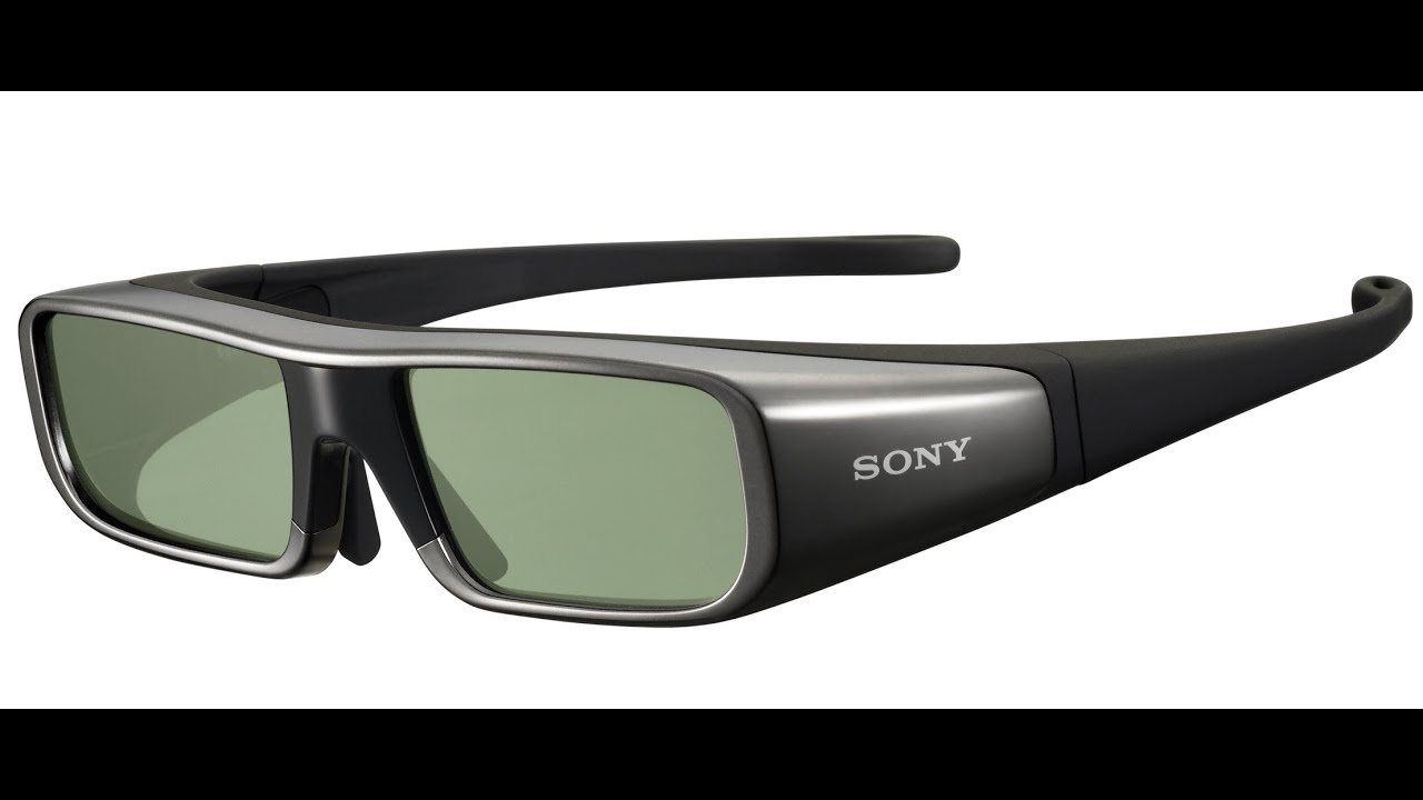 D Active Glasses For Panasonic Tv