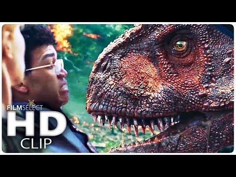 JURASSIC WORLD 2: Tutte le Clip + Trailer Italiano (2018)