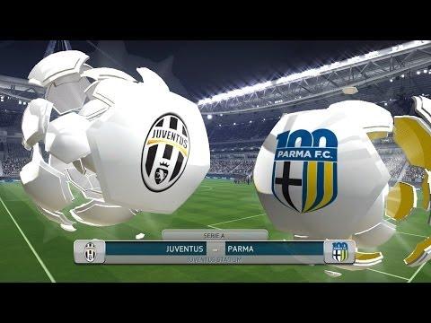 Fifa 14-Juventus Vs Parma  26/03/2014 Previsione Ita HD