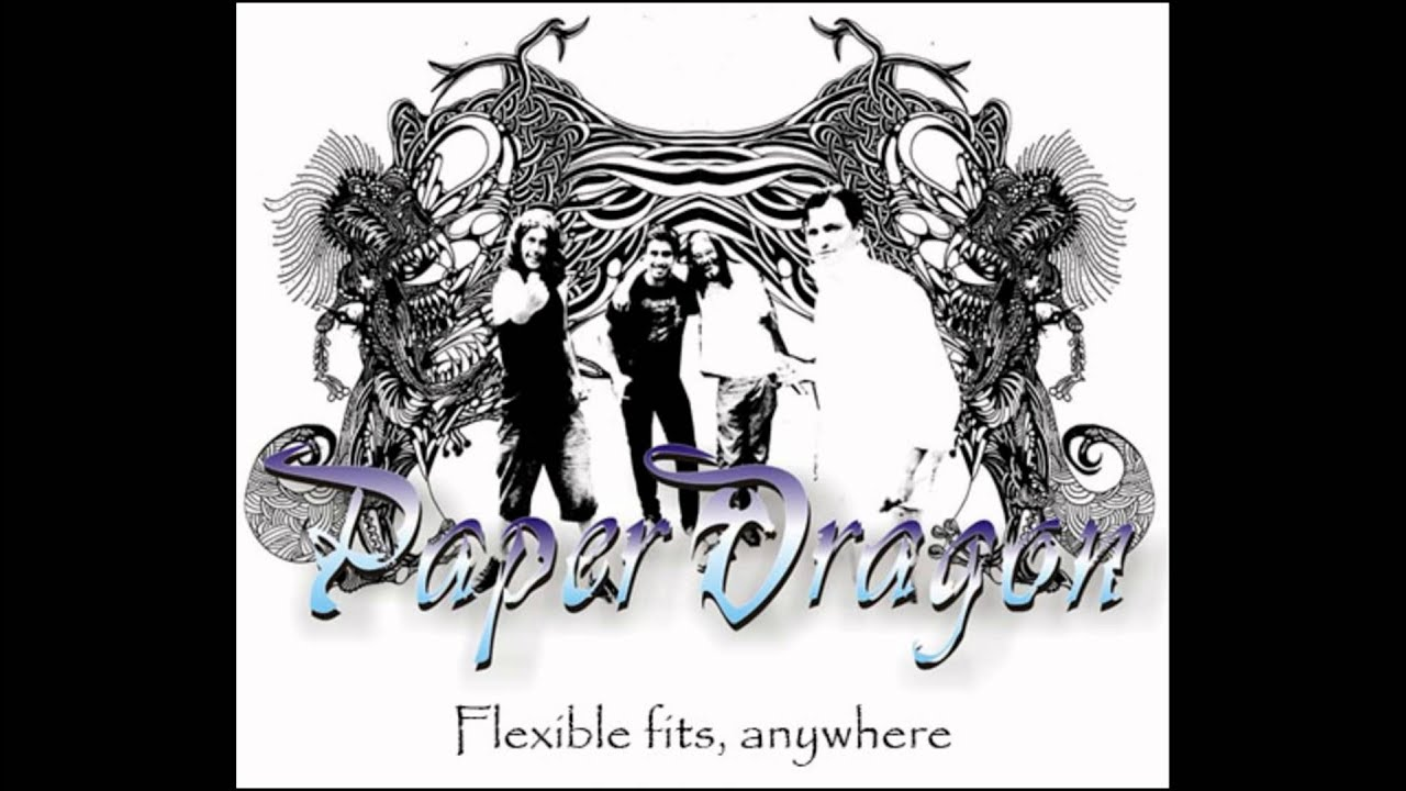 Paper Dragon Band Paper