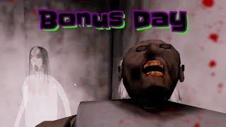 Granny And Slendrina In Bonus Day With All Locks
