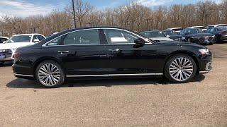 2019 Audi A8 Lake forest, Highland Park, Chicago, Morton Grove, Northbrook, IL A190866