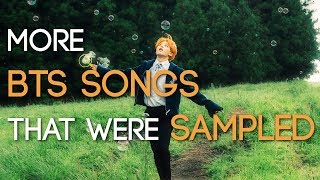 15 BTS songs that were sampled (#2)