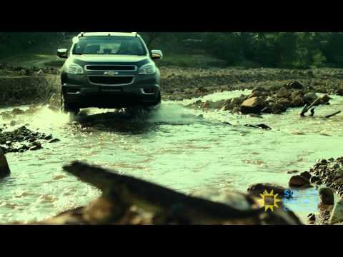 What I See - Chevrolet Trailblazer