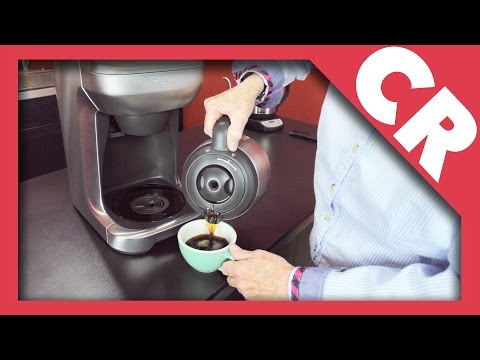 Breville Grind Control Coffee Maker | Crew Review