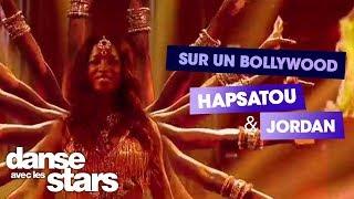 DALS S08 - Hapsatou Sy et Jordan Mouillerac pour un Bollywood sur Jai Ho (Allah Rakha Rahman)