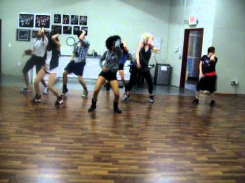 Jenelle Yarbrough Choreo - Jojo - Marvin's Room (can't Do Better) video