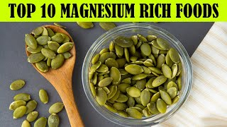 (2.90 MB) Top 10 Magnesium Rich Foods ---  Foods High in Magnesium Mp3
