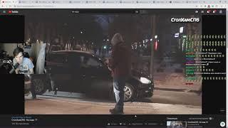 БРАТИШКИН СМОТРИТ СтопХамСПб - Не езда 17