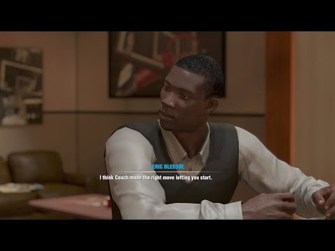 NBA 2K14 PS4 My Career - Back in Action!