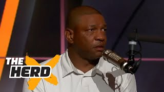 Doc Rivers: Rajon Rondo not a guy you should give up on - 'The Herd'