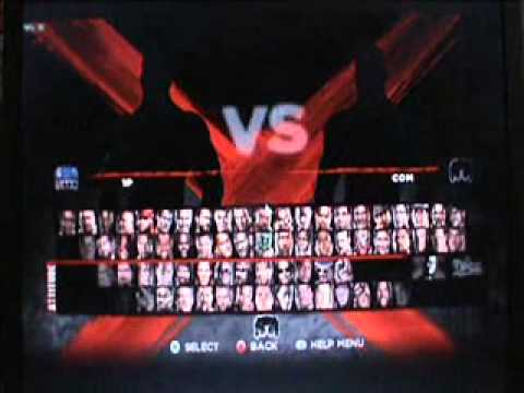 How to unlock eveything in wwe 13 on dolphin [FASTER THAN FANAXESS]!!!!!!!