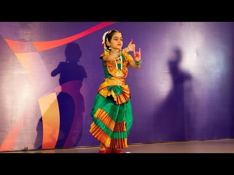 Natesha Kauthuvam - Bharatanatyam Dance Performance [hd] video