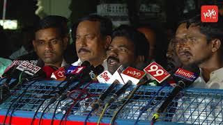 MLA rasamayi balakrishna Speech over TRS Party Wins Rajya Sabha Election | CM KCR