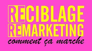 Reciblage (retargeting) ou remarketing, comment ça marche