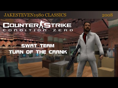 Counter Strike: Condition Zero - Turn Of The Crank