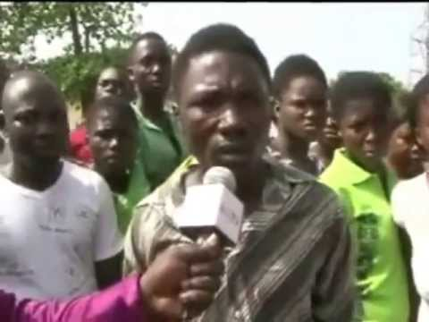GaDangmes of Ghana Part 12 (Latest News in Teshie) This GaDangmes of Ghana video footage covers the latest news in Teshie with the Teshie chieftaincy dispute...