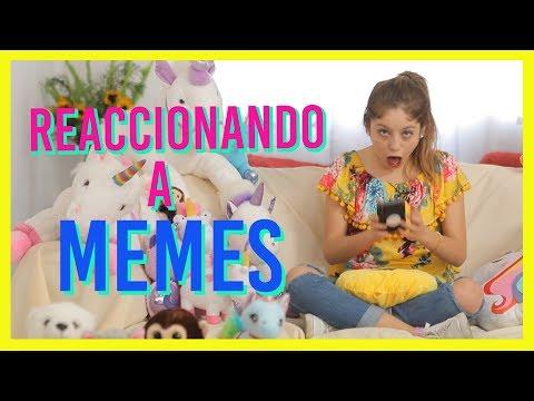 Karol Sevilla I Reaccionando a Memes
