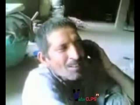 Pakistan Baba Caling To Girl  Funny Clips Punjabi 2013 video