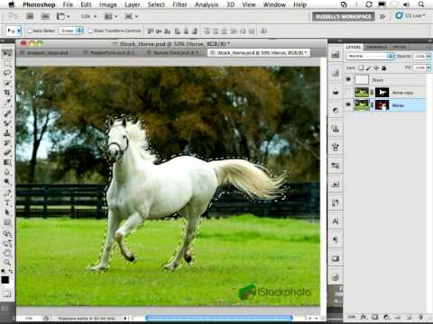 Adobe Photoshop CS5: Top 5 Features