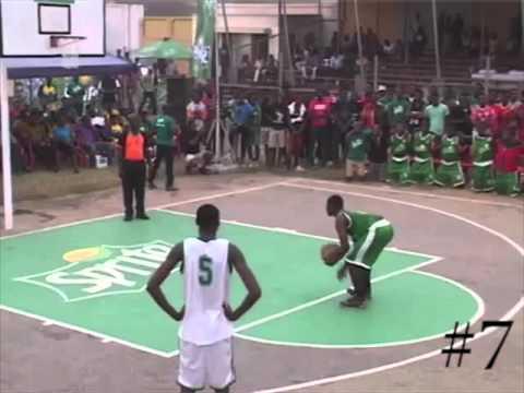 Kofi Aboagye Ghana Spriteball 2015 Final & 2016 Final Highlights