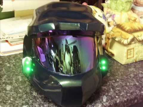 halo 3 master chief helmet costume