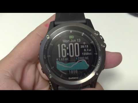 Garmin Fenix 3 HR - What's working well and what's not. A user report.