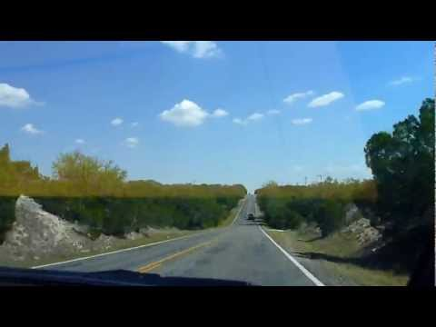AMOC Scenic Texas Hill Country Drive