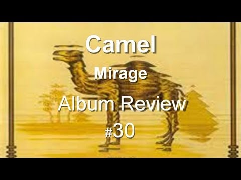 Mirage by Camel Album Review #30