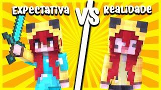 PENSEI QUE IRIA FICAR FORTE MAS ME DEI MAL! T_T | Minecraft INFINITO #7