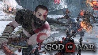 [18+] Шон играет в God of War (PS4 Pro, 2018) часть 7