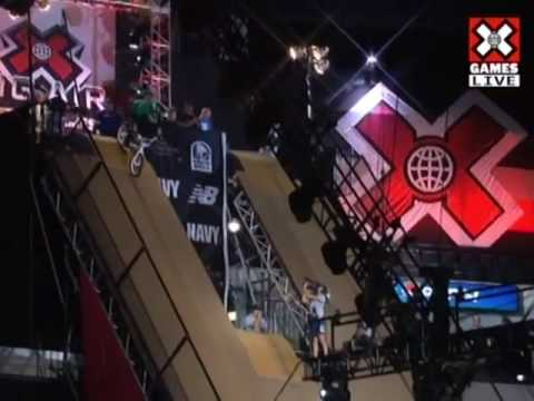 Freecaster tv BMX Summer X Games 15 BMX Freestyle B