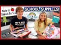 BACK TO SCHOOL SUPPLIES SHOPPING FOR HIGH SCHOOL! thumbnail