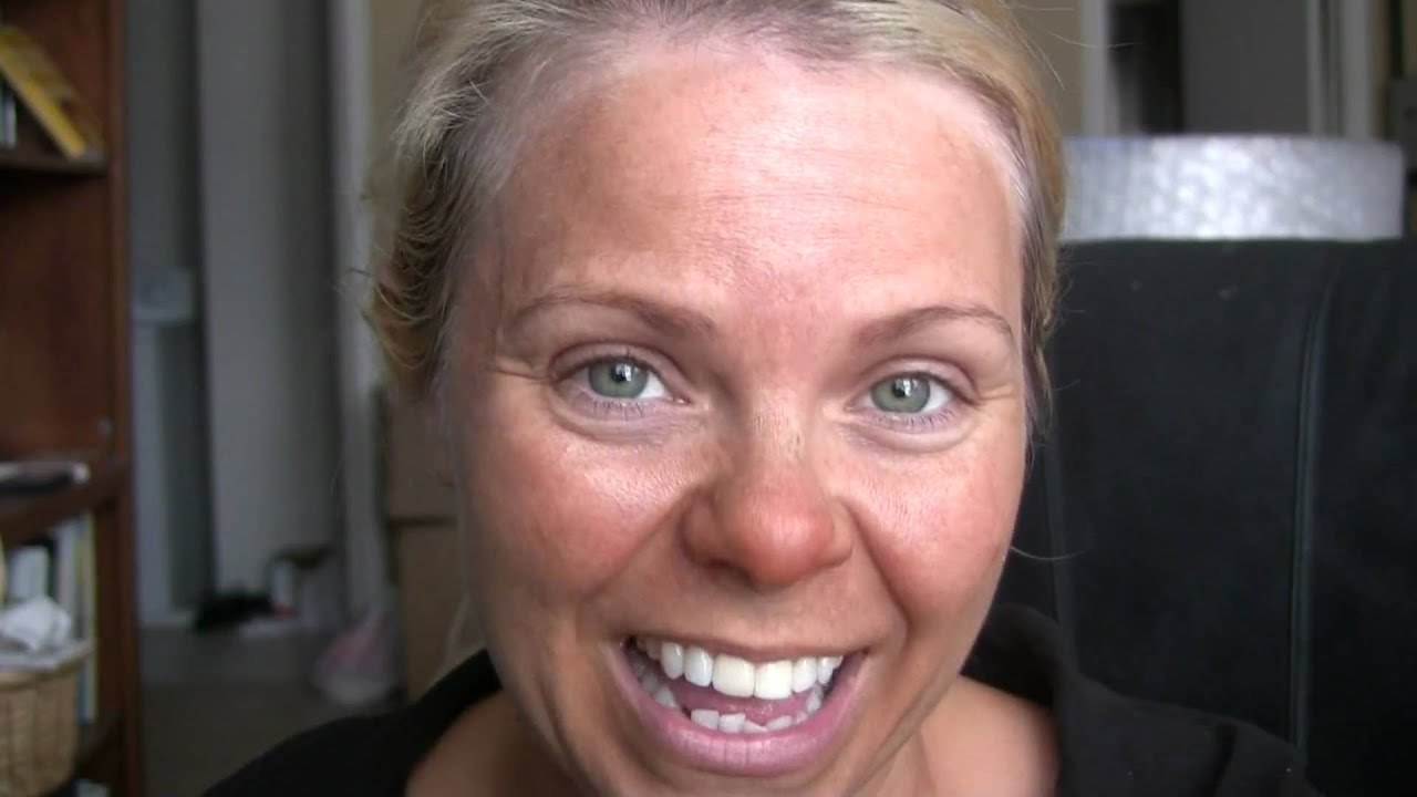 Brace Spray Tan Spray Tan Gone Wrong Lol