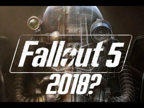 Новый Fallout 5 в 2018 или в 2020?