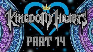 Best Friends Play Kingdom Hearts - Final Mix - HD ReMIX (Part 14)