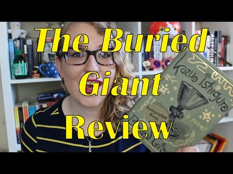 Book Review   The Buried Giant