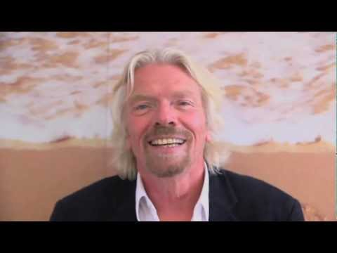 Richard Branson s Top 5 Tips for becoming an Entrepreneur