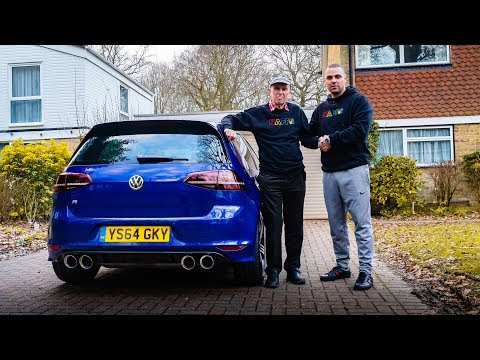 I Bought Arthur's 600 BHP GOLF R!