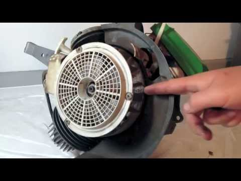 COMS 363, two-stroke engine repair