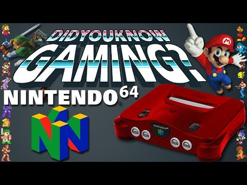 Nintendo 64 - Did You Know Gaming? Feat. Brutalmoose video