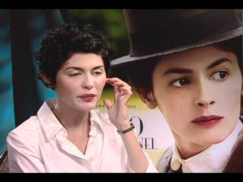 Coco Before Chanel - Exclusive: Audrey Tautou Interview