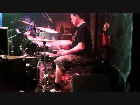 Defloration-christian (drumcam) video