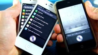 How To Install SIRI on iOS 6 iPhone 4/3Gs & iPod 4G - Full Free SIRI Port 6.0