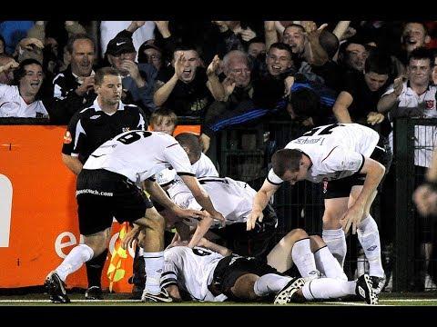 📅 #OnThisDay | Dundalk FC 1-0 Cork City | 12.09.2009