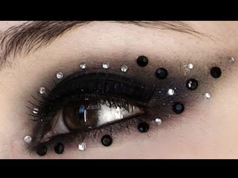 Cheryl Cole Parachute Music Video Inspired Makeup