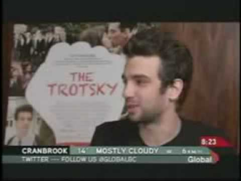 Jay Baruchel interview on GlobalBC