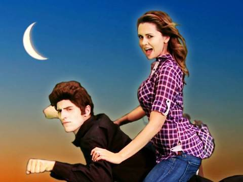 Twilight Before Breaking Dawn - MUSIC VIDEO SPOOF - MsTaken.com