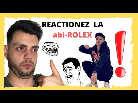 """REACTIONEZ la abi - """"ROLEX"""" (Official Music Video) 2021"""