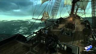 Assassin's Creed III - E3 2012_ Naval Battle Gameplay
